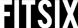 Fitsix Logo White